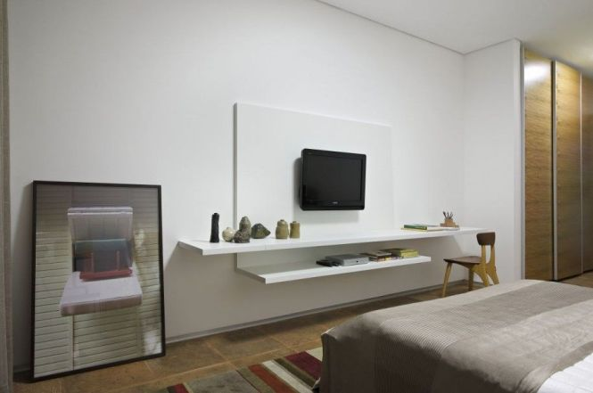 28 Best Images About Wall With Tv And Speakers On Pinterest Tvs Modern Units Mount