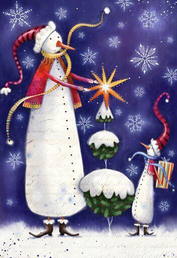 Reuben McHugh CHRISTMAS 1 Pinterest Snowman