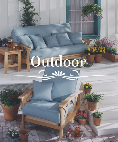 Outdoor Futon Covers For
