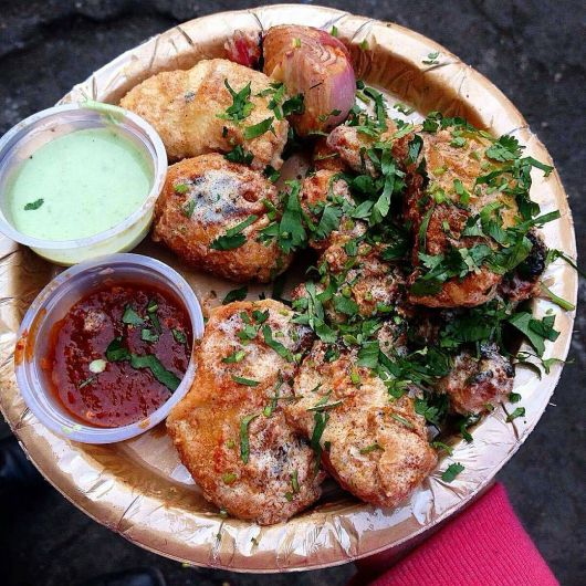 Top 10 Street Food Places In Delhi