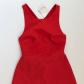Zara trafaluc red dress nwt zara dresses rounding and minis