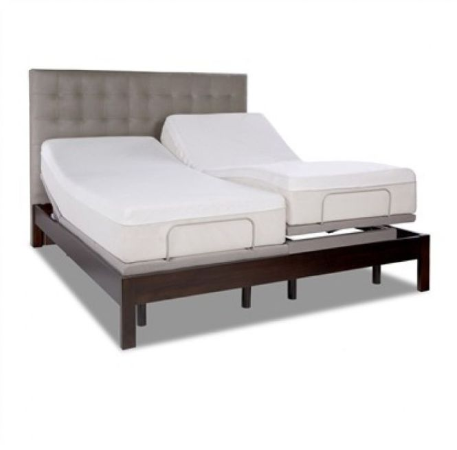 If You Ve Ever Tried An Adjule Base Know It S Worth Tempur Pedic Ergo Plus Style Bed Bases Providing