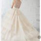 Wedding dresses with rhinestones  TULLE EMBROIDERED WITH RHINESTONES WEDDING GOWN Used only for