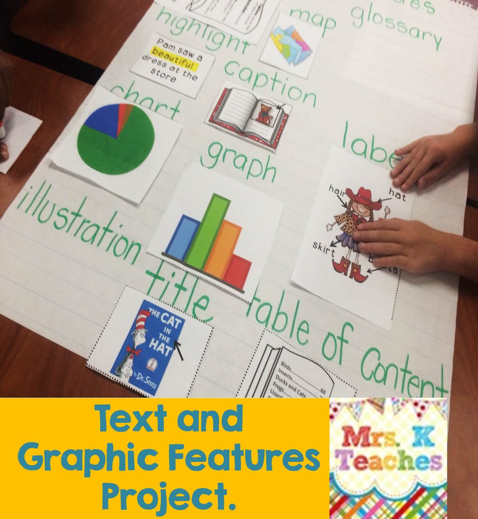Text And Graphic Features Unit Ri 1 5