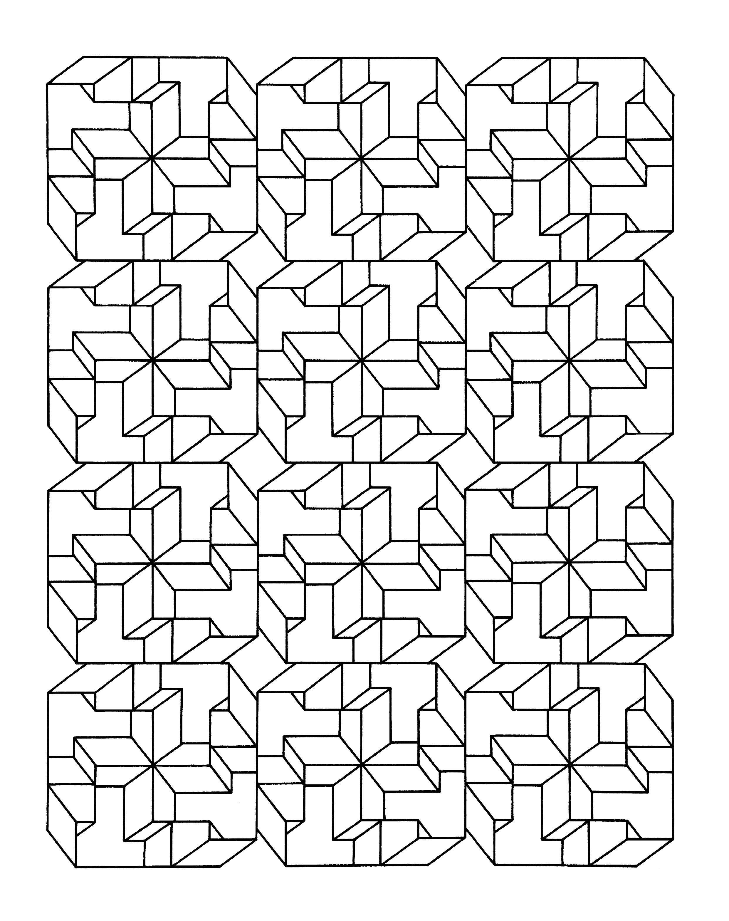 To Print This Free Coloring Page Coloring Op Art Jean