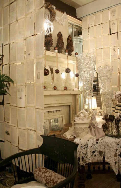 Use Concrete Block Wall Painted Jpg  C B Use Old Sheet Music I Love This Idea For Sectioning A Room And Adding A Cool  C B Image Design