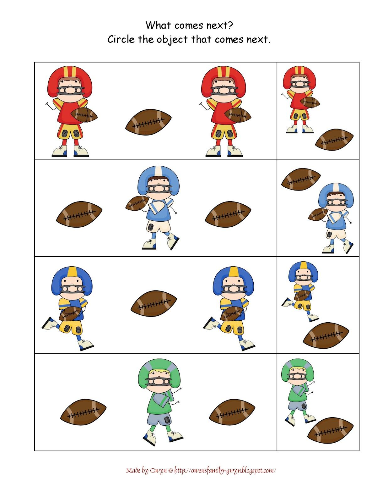Football Printable Great Activities To Do With Dad