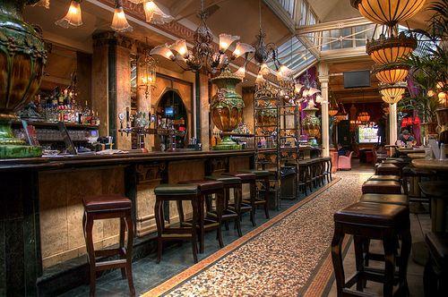 Café en Seine pub