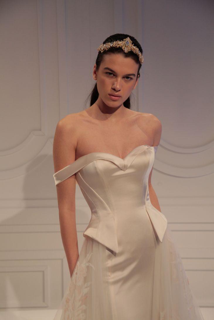 New York Bridal Fashion Week Haute Couture Galia Lahav dresses