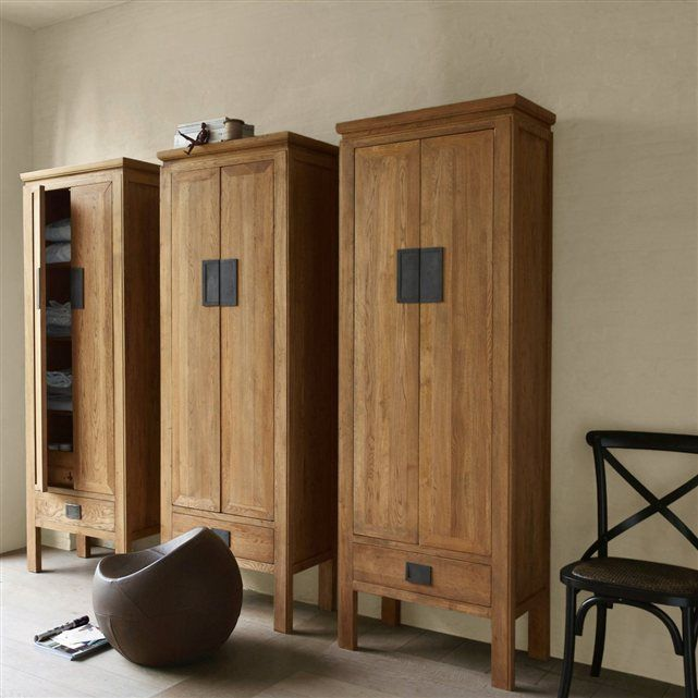 Armoire Chinoise Chne Ling Ampm La Redoute With Armoire De