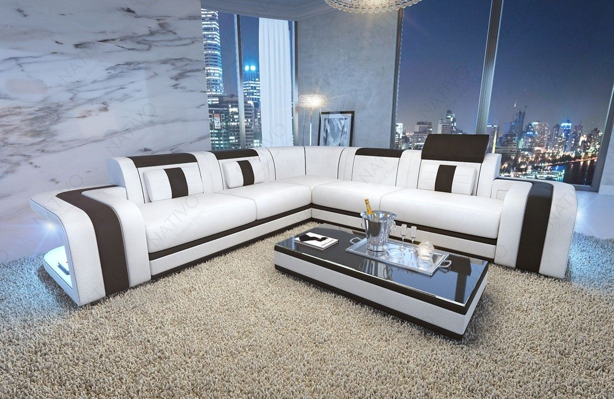 Schön Big Sofa Mit Hocker Ideen Von Best Great Affordable Beautiful Valeska X Grau