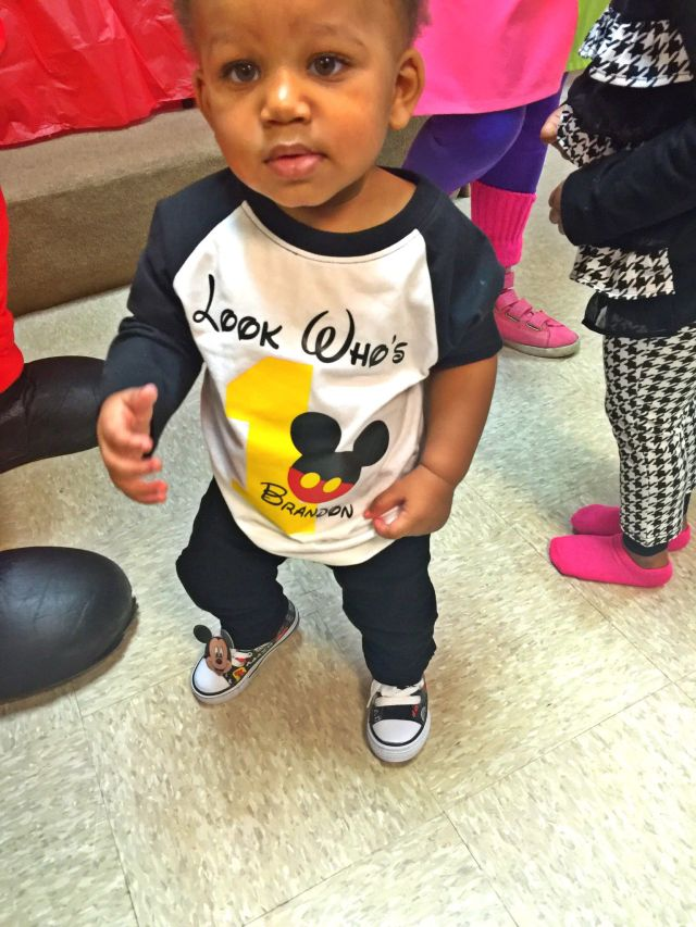 Birthday boys mickey mouse outfit mickey mouse themed
