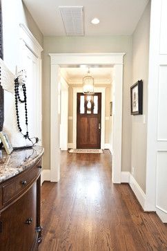 Trim Paint Is Sherwin Williams West Highland White And