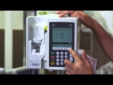 PLUM IV Pump - YouTube | Visual Studies/Links for school | Pinterest | Paediatric nursing, Nursing students and Nursing care