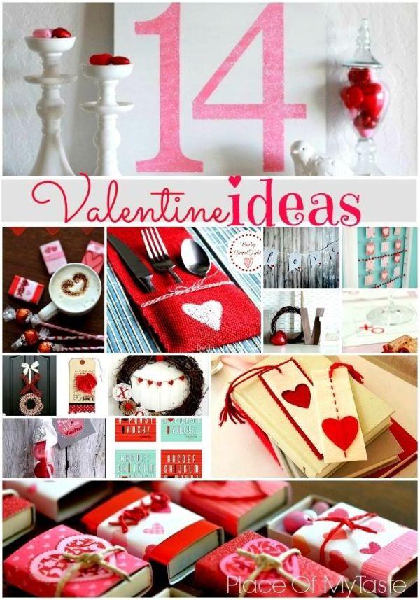 14 Amazing DIY Valentine Craft Ideas | Share Your Craft ...