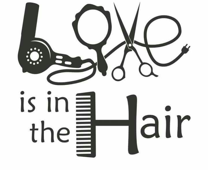 Download Love is in the hair | Cameo | Pinterest | Cricut ...