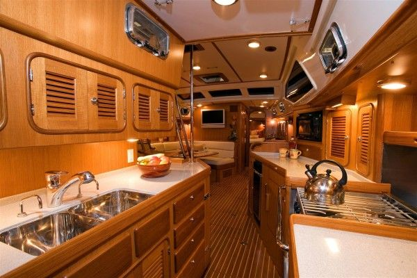 Kitchen-marvelous-small-boat-cabin-interiors-for-kitchen