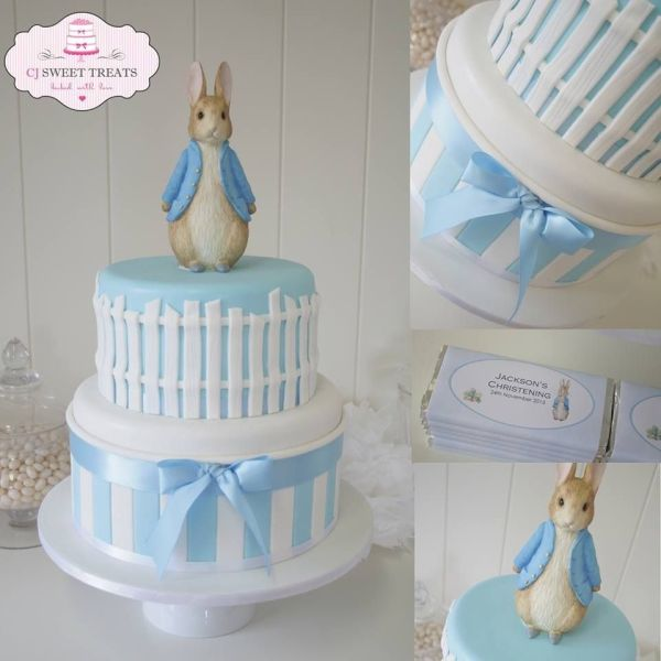This would make a cute baby shower or 1 birthday cake. Mr ...