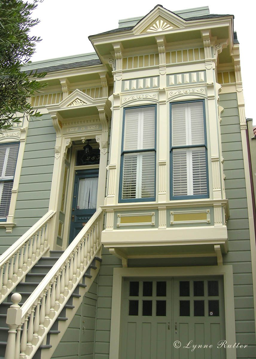 the ornamentalist exterior color noe valley victorian on house paint color combinations exterior id=67044