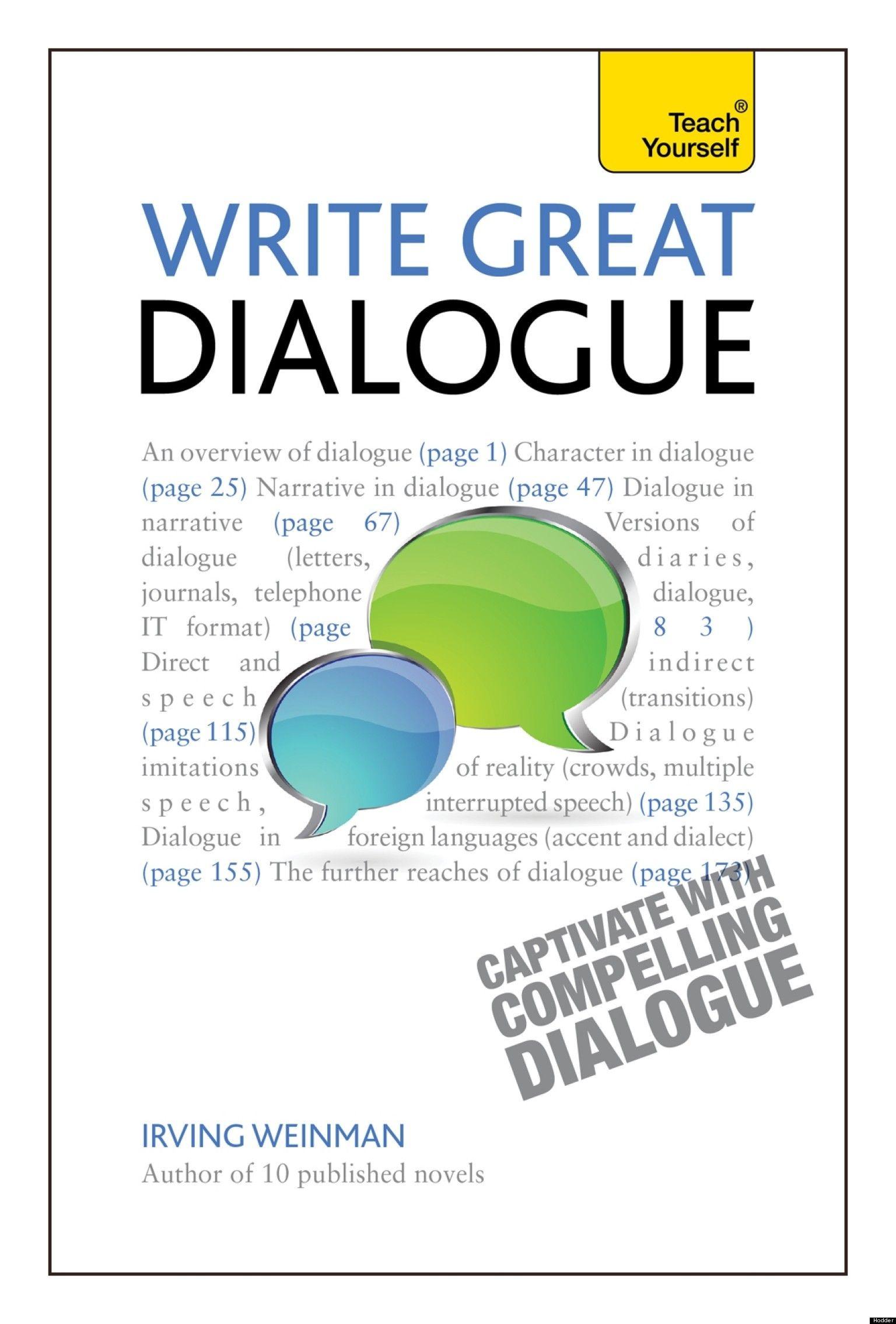 Creative Writing Dialogue