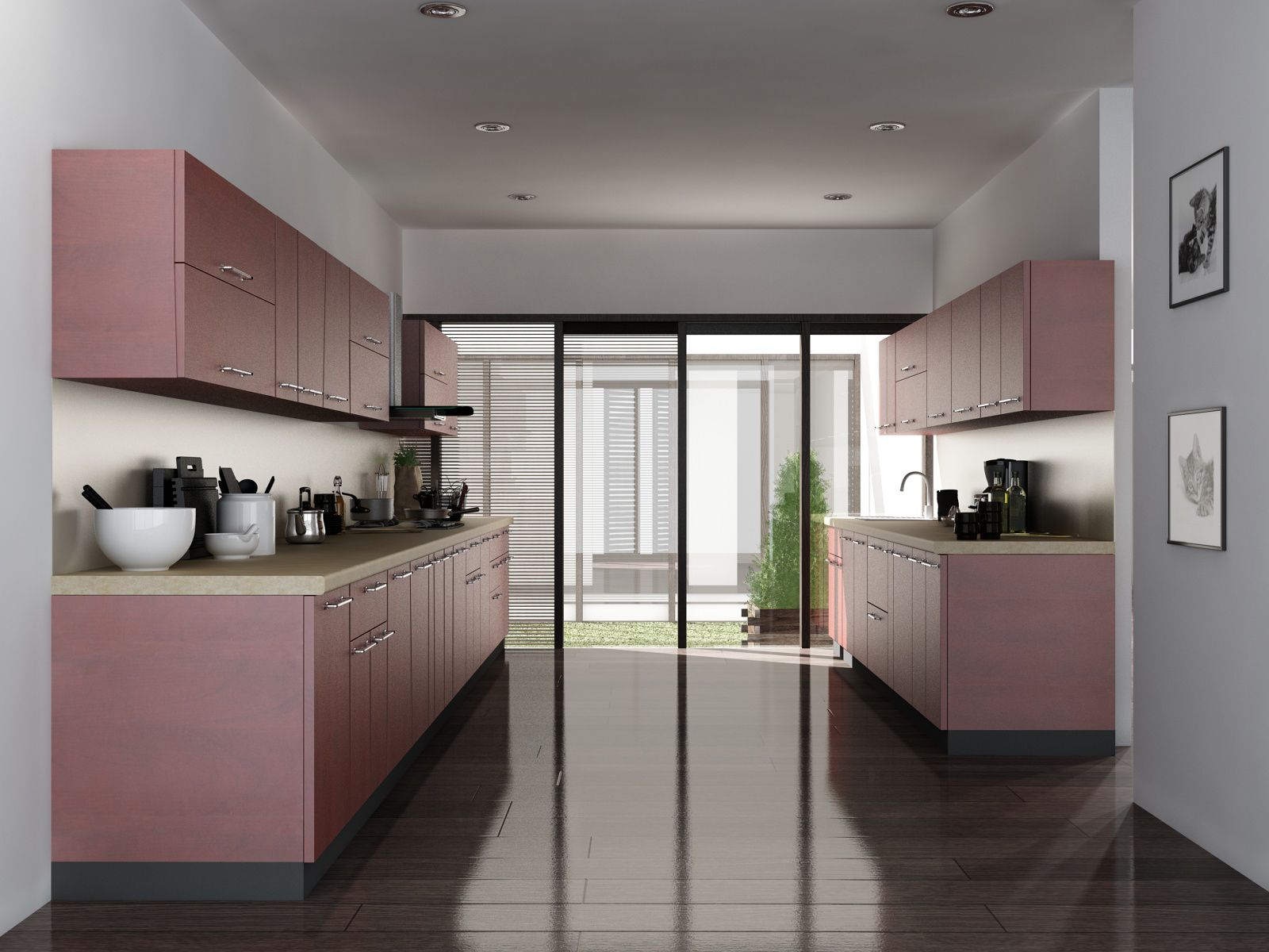 parallel shaped modular kitchen parallel shaped modular kitchen designs pinterest kitchens on kitchen interior parallel id=49856