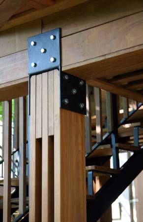 Connecting Wood Beams Hledat Googlem Build