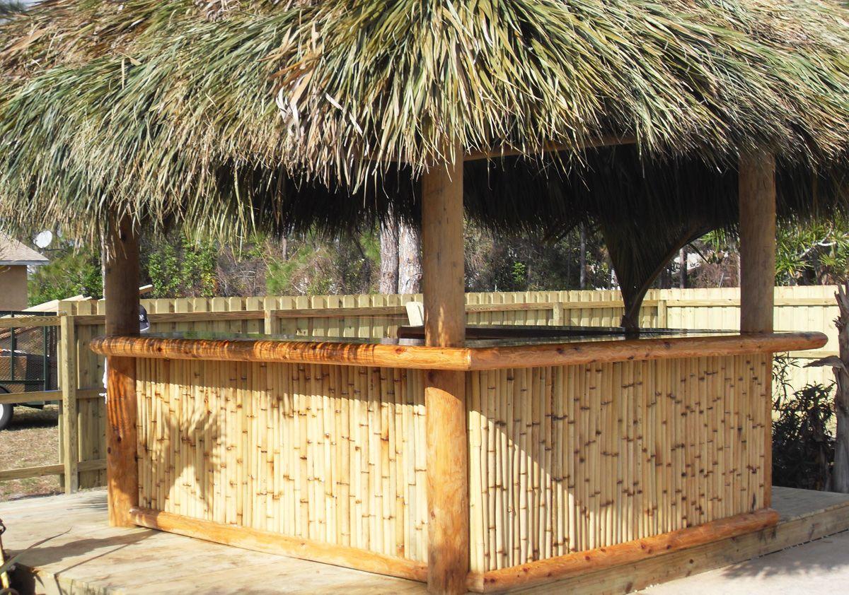 Backyard Tiki Bar | Backyard Ideas on Backyard Tiki Bar For Sale id=14402