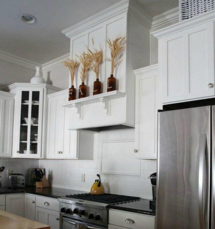 Fake a Gorgeous BuiltIn Kitchen With These Hacks Kitchen