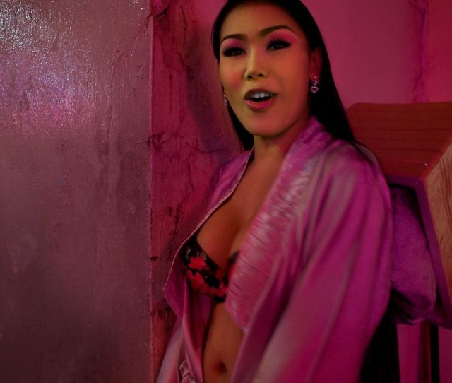 A Ladyboy At Nana Plaza One Of The Red Light District In Bangkok In Bangkok Prostitution Its A Thriving Industry One Estimate Published In 200