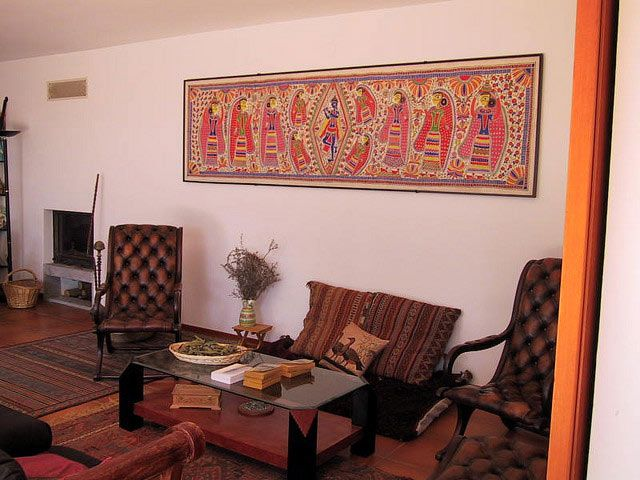 Ever Thought Of Using Traditional Madhubani Paintings As