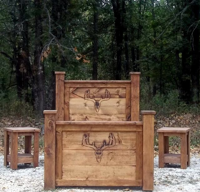 5 Piece Buckshot Bedroom Set Price Starting at Rough Country