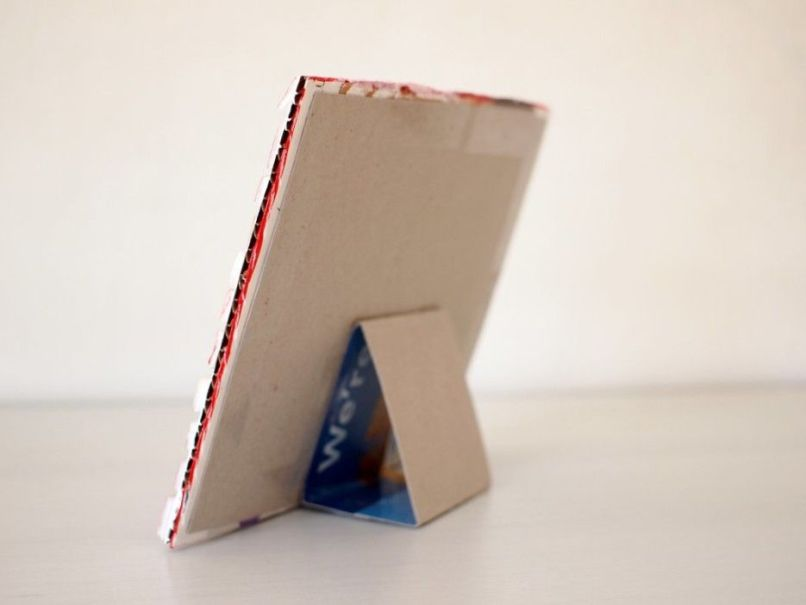 How To Make A Photo Frame Stand With Paper | Frameswalls.org