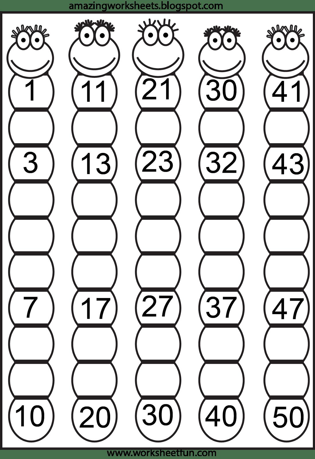 Worksheet For Kg In Hindi