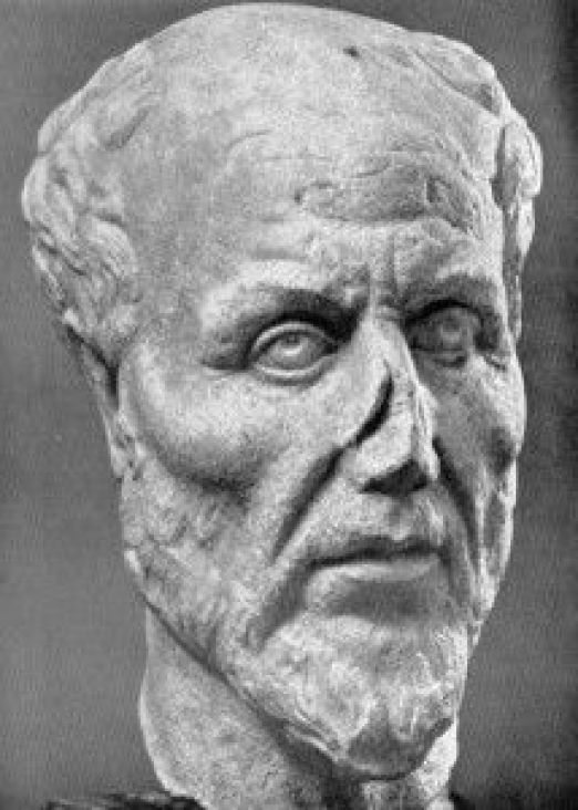 Image result for Ancient Greek Plotinus