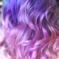 Creative hair color artistic hair coloring using bold and vibrant