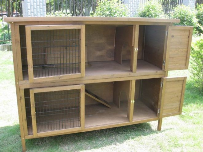 Just for jack guinea pig cage out of an old dresser
