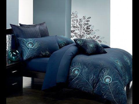 peacock bedroom decor | my home decor design | pinterest | peacock