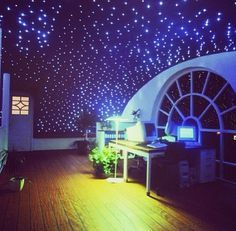 tumblr galaxy bedrooms - google search | house | pinterest