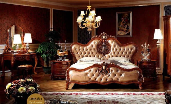 With Mattress Rakuten Luxury Leather Bed Sculpture Roman Deal Of Imported Furniture