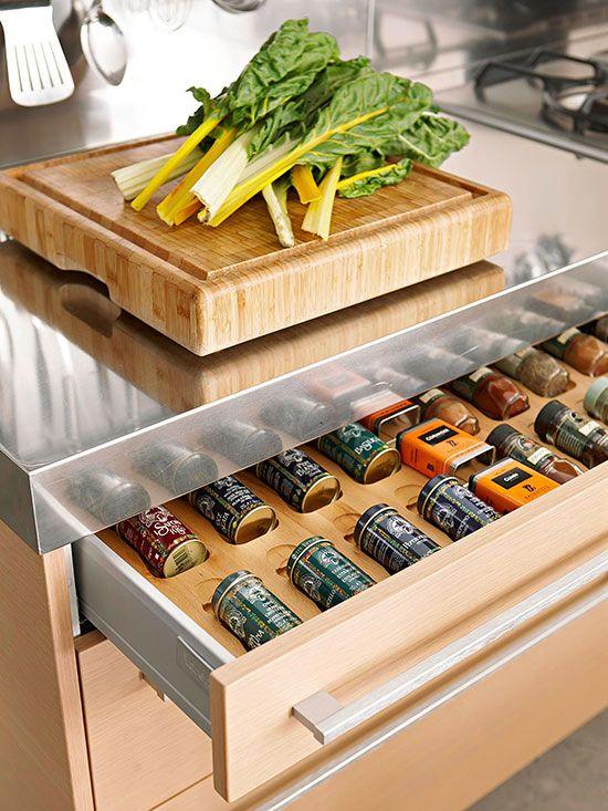 diy kitchen organization on pinterest kitchen organization spice racks and spice organization on kitchen organization diy id=92716