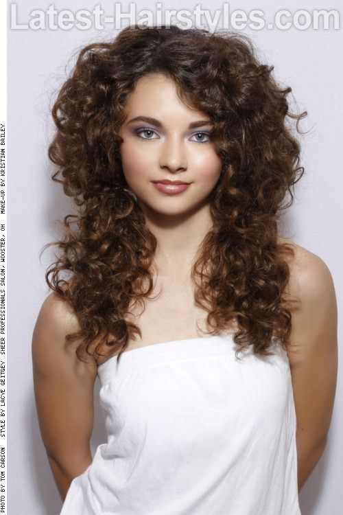 Hello Curls Thishair Curls We Covet Pinterest