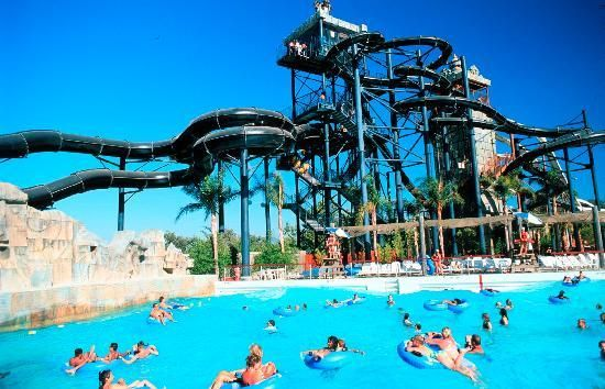 Six Flags Hurricane Harbor is a great Water Park in Dallas ...