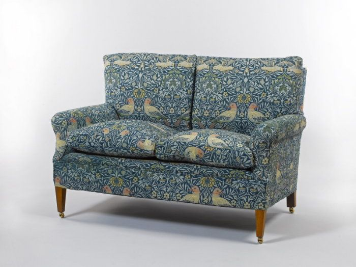 william morris sofa. Black Bedroom Furniture Sets. Home Design Ideas