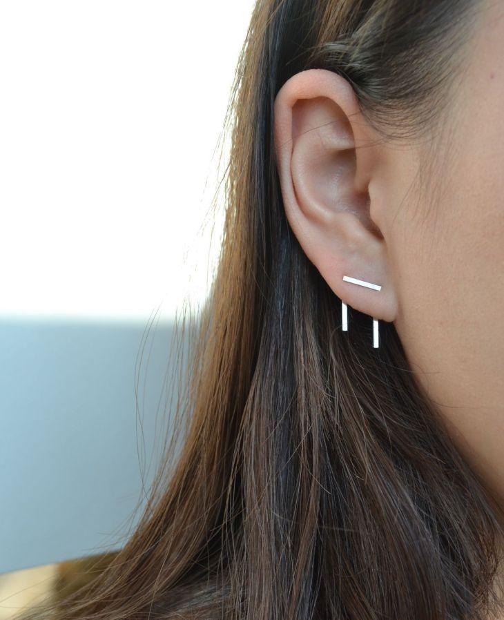 Pin by  Jéssié uaua on jewellry  Pinterest  Piercing Ear