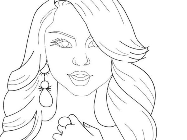 Disney channel coloring pages shake it up