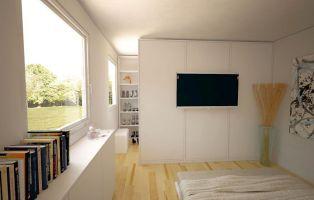 Begehbarer Kleiderschrank im Schlafzimmer   Ideensammlung ...