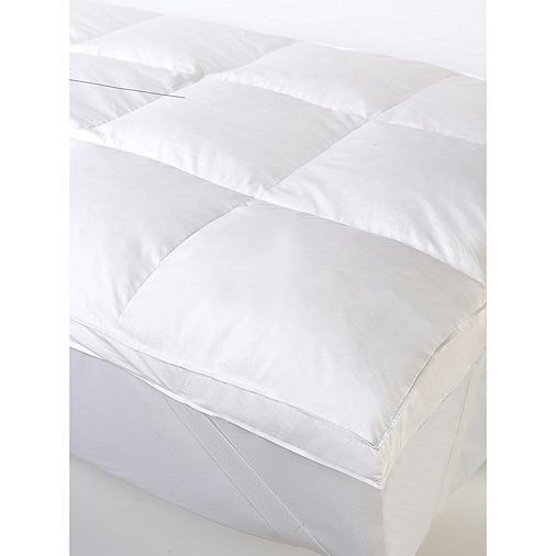 Tesco Direct All Natural Luxury 5cm Goose Feather Mattress Topper