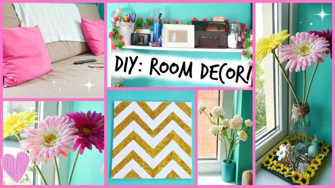 Diy Easy Room Decor Ideas