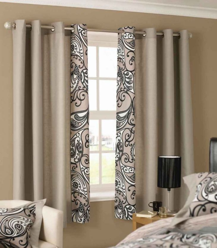 Living Room Curtains With Grommets intrinsiclifedesign