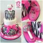 Hk cake charismaus first birthday hello kitty pinterest